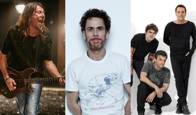 Festival inclui os vencedores do Prêmio da Música Brasileira: Lenine (melhor cantor) e Titãs (melhor banda). Foto: Divulgação/Internet