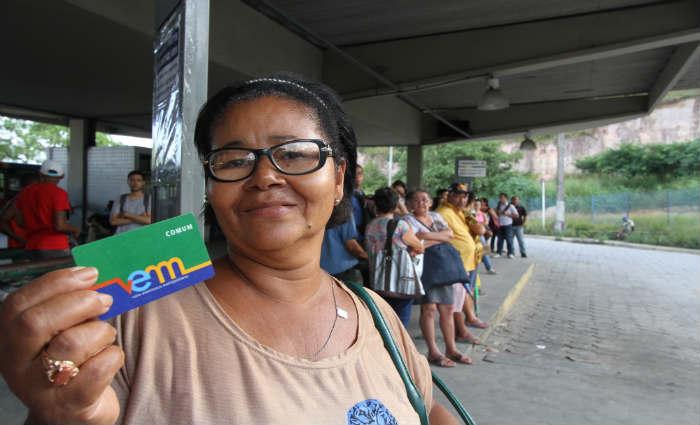 A aposentada Maria da Conceição Silva não acredita que a medida trará mais segurança. Foto:Nando Chiappetta/DP
