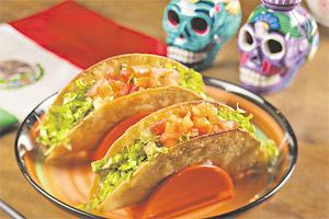 No Escalante's, a cozinha mexicana também tem vez para os vegetarianos estritos. André Nery/Divulgação