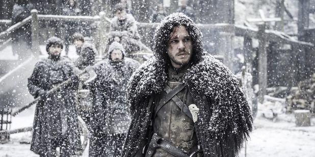 Nova série só no verão de 2017 — Game of Thrones