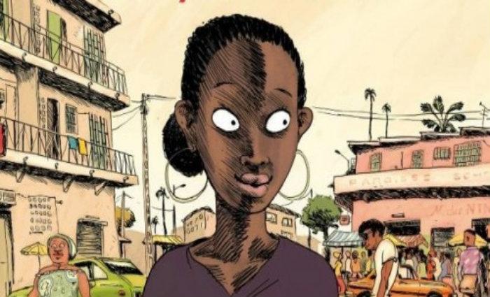 """Aya de Yopougon"", de Marguerite Abouet, busca romper os estereótipos Foto: Reprodução/Internet (""Aya de Yopougon"", de Marguerite Abouet, busca romper os estereótipos Foto: Reprodução/Internet)"