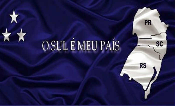 """Movimento separatista """"O Sul"""