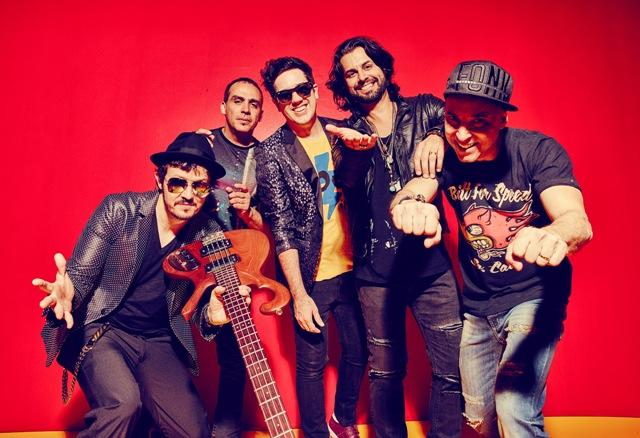 Jota Quest mistura funk, soul e pop rock em Pancadélico. Foto: Divulgação