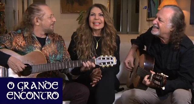Os cantores vão se reunir sem a presença de Zé Ramalho. Foto: Cristina Granato/Divulgação