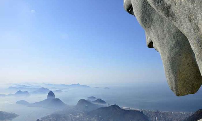 O Rio de Janeiro, cidade-sede das Olimpíadas, é referência para turistas do mundo todo. Foto: Alexandre Macieira/VisitRio
