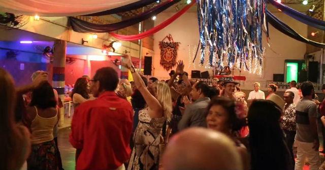 Cena passada no Clube das Pás é uma das mais animadas. Foto: Victor Jucá/Divulgação