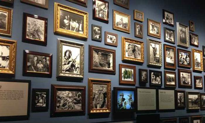 Museu guarda objetos e artefatos dos diversos conflitos enfrentados pelo país. A visita pode ser guiada por um veterano. Foto: Gabriela Walker/CB/D.A. Press