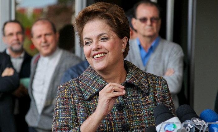 Ex-presidenta foi destitu