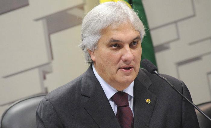Ex-senador Delc
