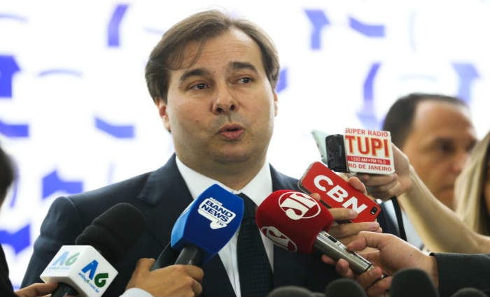 Maia pretende tratar do assunto com o ministro da Fazenda, Henrique Meirelles. Foto: Ant