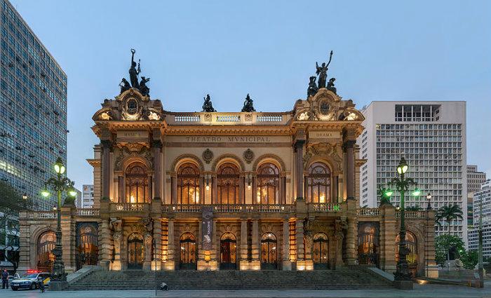 Teatro Municipal de S