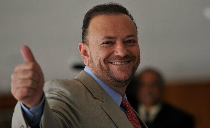 Ex-ministro Edinho Silva. Foto:Elza Fi