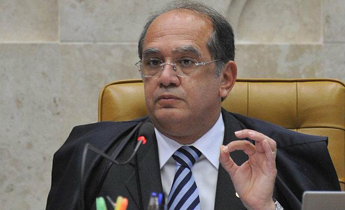 O ministro Gilmar Mendes nega lentid