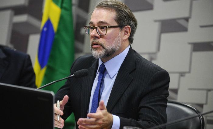 Ministro do Supremo, Dias Toffoli. Foto: Moreira Mariz/Ag