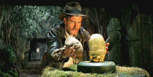 'Indiana Jones e os caçadores da arca perdida'. Foto: Lucasfilm/Reprodução
