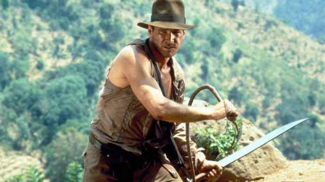 'Indiana Jones e o templo da perdição'. Foto: Lucasfilm/Reprodução