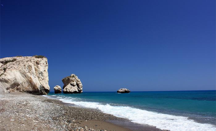 O clima em Chipre é calmo, com muitos turistas aproveitando as praias, festas, cafés e restaurantes. Foto: Sr. Fernandez/Flickr/Reprodução