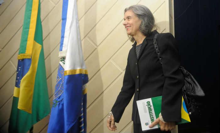 A ministra se reuniu com 25 governadores de todo o Pa