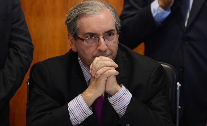 Cunha foi cassado por 450 votos favor
