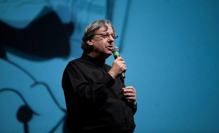 Maestro John Neschling. Foto: Pedro Fran