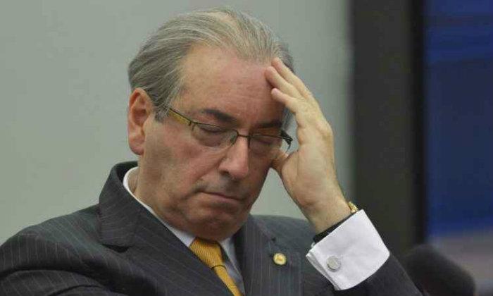 Cunha teve seu mandato cassado na