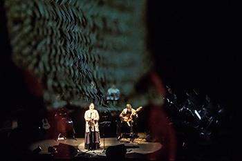 Bolero de Satã, popular na voz de Elis Regina, é um dos pontos altos do repertório. Foto: Turmalina Produções/Divulgação