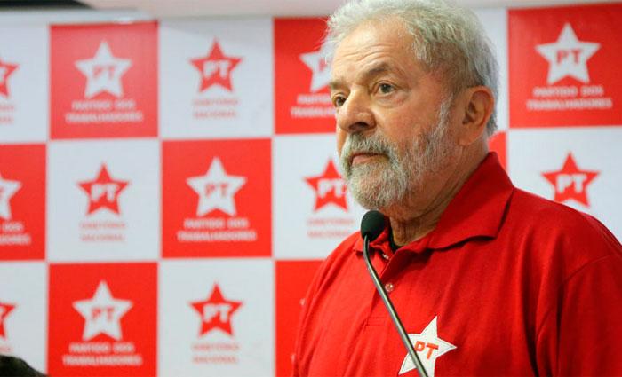 Ex-presidente foi denunciado pelo MPF. Foto: Ricardo Stuckert/PR