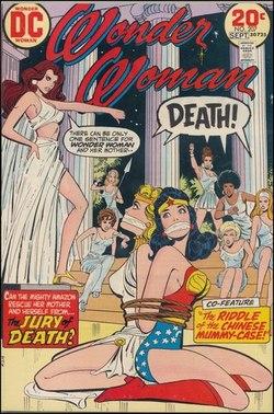 Ícone do feminismo na cultura pop, a Mulher Maravilha costuma ser retratada de forma sexualizada. Foto: DC Comics/Divulgação