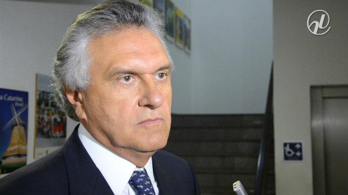 Senador Ronaldo Caiado se posicionou quanto