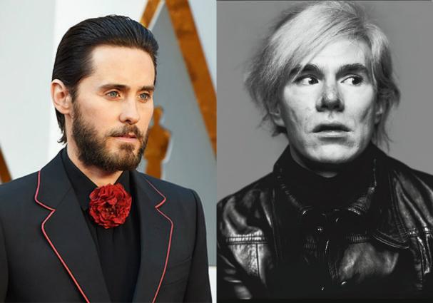 Jared Leto viverá Andy Warhol em cinebiografia