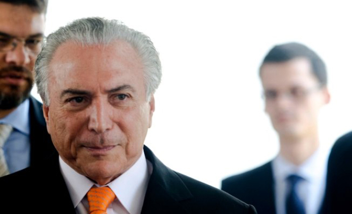 """""""Temos alardeado que no Brasil o que for contratado ser"""