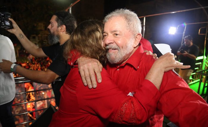Segundo Lula,