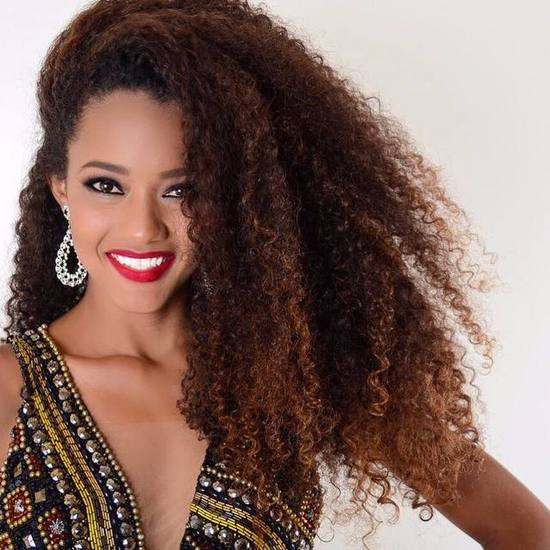 Kayra Nascimento denuncia que sofreu racismo em concurso Miss Piauí. Foto: Reprodução/Facebook
