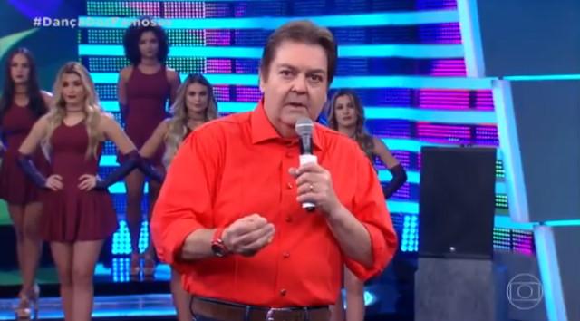 Crítica foi ao ar no Domingão do Faustão deste domingo (25). Foto: Globo/Reprodução
