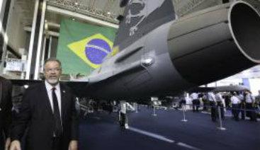 O ministro da Defesa, Raul Jungmann, participa da abertura da 4ª Mostra BID Brasil, evento da indústria de defesa brasileira. Foto: Fabio Rodrigues Pozzebom/Agência Brasil