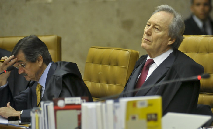 Lewandowski chama impeachment de Dilma de
