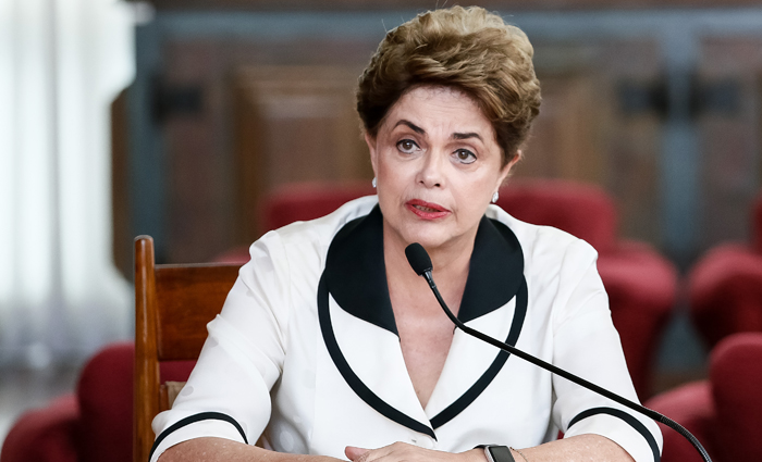Dilma teria se aposentado menos de 24 horas depois de ter assinado a notifica
