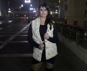 A sertaneja Mônica Guedes ganhou destaque em 2015, ao lançar o EP Doce pimenta. Foto: Reprodução da internet