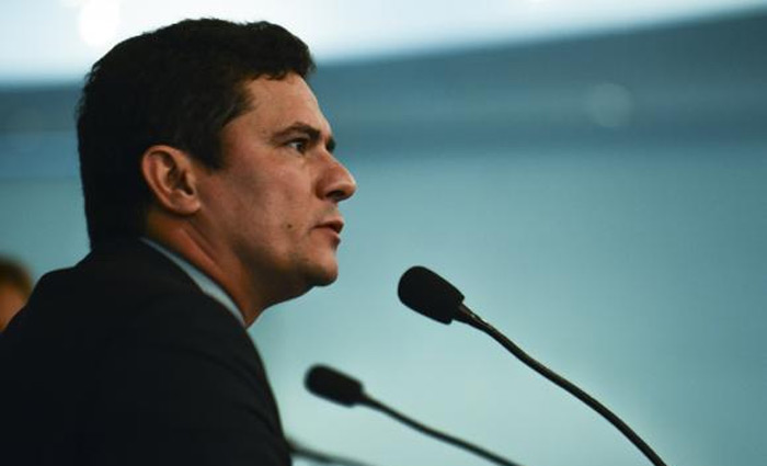 O juiz Sérgio Moro disse que para pôr fim à corrupção, é necessário que a impunidade também tenha fim. Foto: Rovena Rosa/Agência Brasil