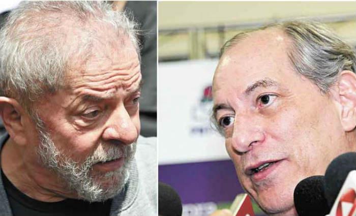 O ex-presidente Luiz In