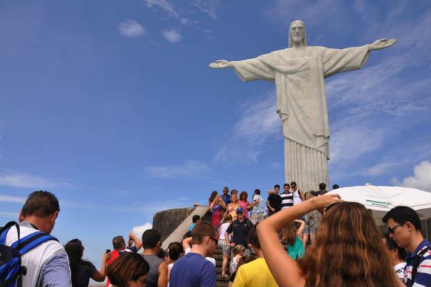 A ideia de construir o Cristo Redentor no Morro do Corcovado foi lan