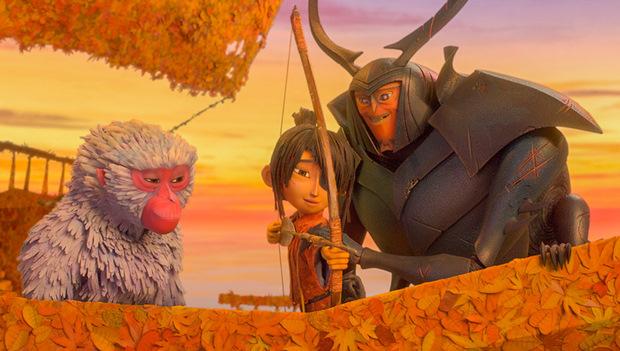 Norman And Coraline Kiss: Animação Kubo E As Cordas Mágicas Tem Visual Deslumbrante