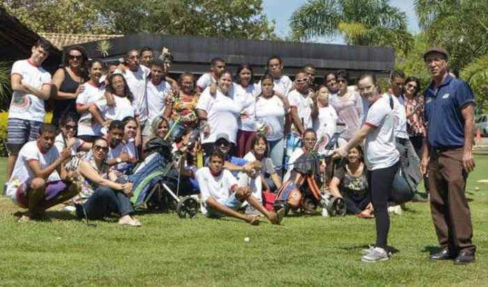 O projeto existe em todo o Brasil e as aulas s