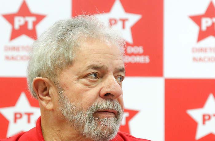 Lula, que sempre foi a maior estrela da legenda, n