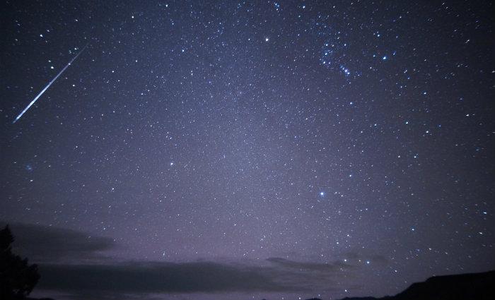 Chuva de meteoros Orionídeos acontece anualmente. Foto: Mike Lewinski/Flickr/Reprodução