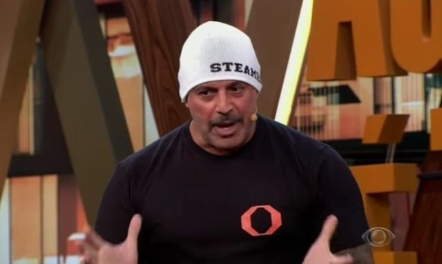 Ator foi duramente criticado por espectadores após o episódio. Foto: YouTube/Reprodução