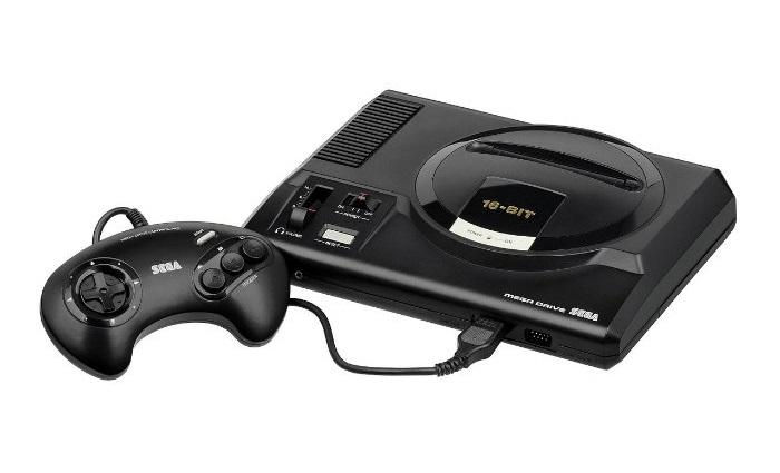 Mega Drive foi sucesso de vendas no Brasil. Foto: Evan Amos/Wikimedia/Reprodução