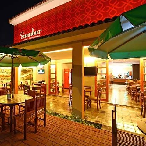 Cardápio era especializado em comida árabe. Foto: Reprodução/Facebook