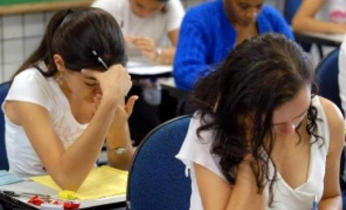 Estudantes fazem a prova do Enem. Fotos: Agência Brasil/Arquivo/