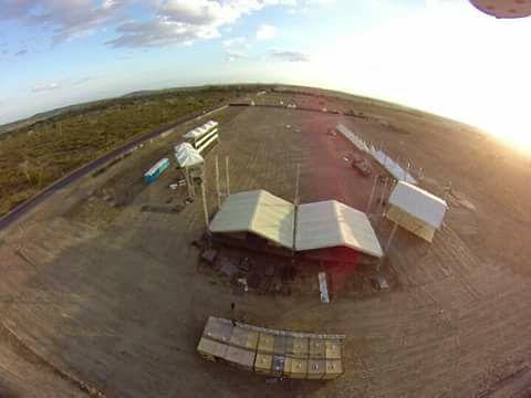 Área que receberá show do Safadão em Buíque é privada. Foto: Reprodução/Facebook